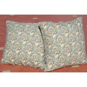 Set of 2 premium indoor or outdoor throw pillows - lexington