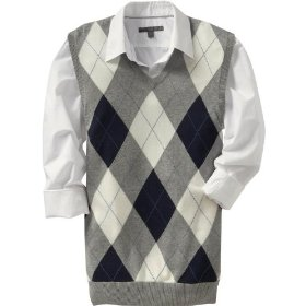 Old navy mens argyle sweater vests