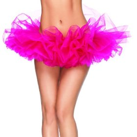 Sexy adult womens xmas christmas costume accessory santa's organza tutu leg avenue by fenvy