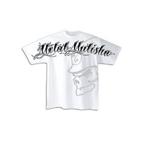 Metal mulisha killagraphy tee - men's