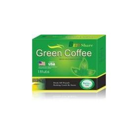 Best Share Green Coffee 18 tubs