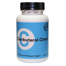 Clenbuterol-Clenn Fat Burner Pills (90 tablets)