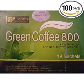 Leptin green coffee 800 *original*