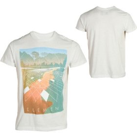 Element landscape t-shirt - short-sleeve - men's
