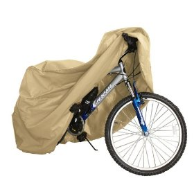 Weather wrap bicycle covers