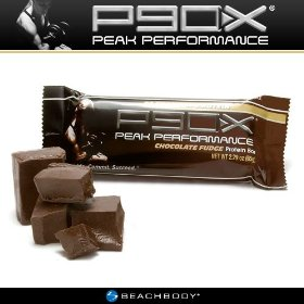 P90x peak performance protein bars (12 per box)