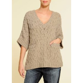 Mango women's sweater boxy