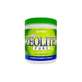 Zeolite pure - 440 gm powder,(zeo health ltd)