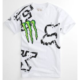 Fox monster rc replica downfall tee