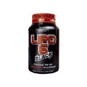 Nutrex lipo-6 black, 120 caps (multi-pack)