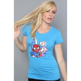 Tokidoki the my hero tee,t-shirts for women