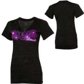 Element concrete candy t-shirt - short-sleeve - women's