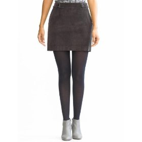 Banana republic corduroy button-tab mini skirt