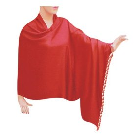 Handmade plain cotton stole casual and evening wear for her stle0083r