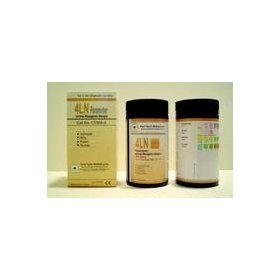 Cole taylor 4 parameter urine test strips for leukocytes, glucose, protein, nitrite