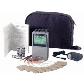 Lgmedsupply lg-8tmp 8 electrode tens unit and muscle stimulator combination unit