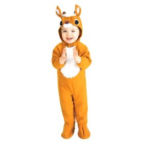 Reindeer infant/toddler costume