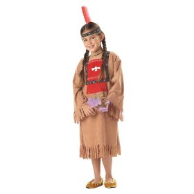 Running brook child costume