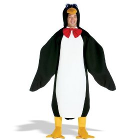Penguin deluxe adult