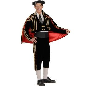 Matador designer collection adult costume