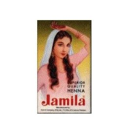 Jamila  henna powder,  3.52-ounce box  (pack of 6)