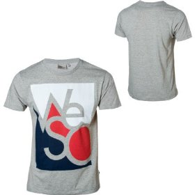 Wesc interlock t-shirt - short-sleeve - men's