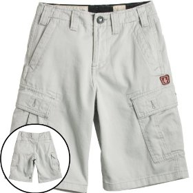 Kids - volcom mission cargo shorts