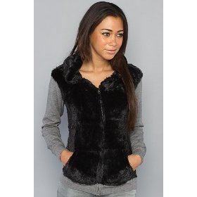 Sauce the fur front hoody hood ,sweatshirts for women