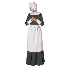 Pilgrim set lady costume standard