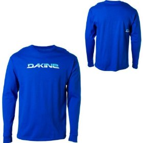 Dakine split rail t-shirt - long-sleeve - men's