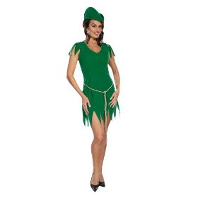 Elf adult costume - x-small