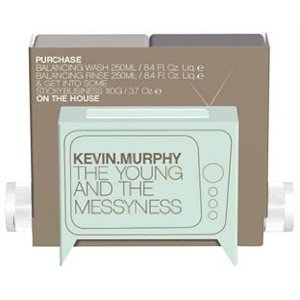 Kevin.murphy the young and the messyness