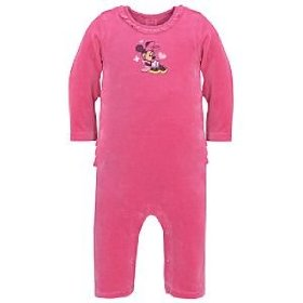 Disney minnie mouse coverall