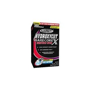 Hydroxycut hardcore x ignition stix