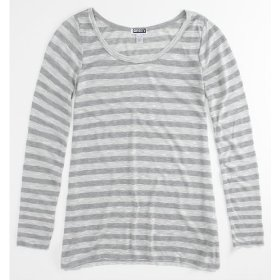 Roxy cici circle striped tee