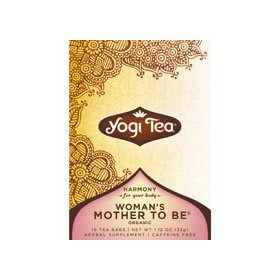 Tea,woman's mother-to-be pack of 5