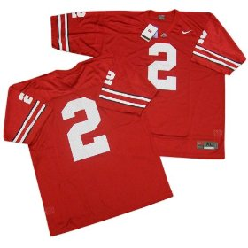 Ohio state buckeyes #2 nike infant replica jersey