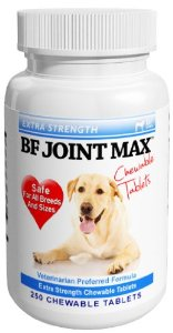 BF Joint Max Extra-Strength Chewable Tablets - 250 Count