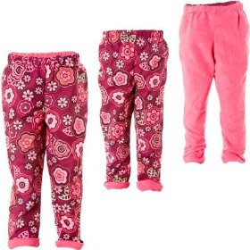 Outside baby two layer windproof pant - toddler girls'