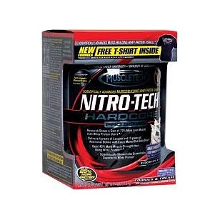 Muscletech nitro tech pro series cookies & cream