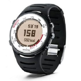 Suunto t4d heart rate monitor with dual comfort belt