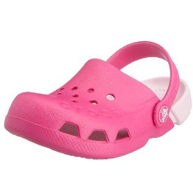 Crocs toddler/little kid electro clog