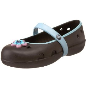 Crocs toddler/little kid keeley mary jane