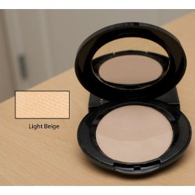 Avon smooth minerals pressed foundation light beige, t-03