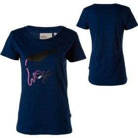 Wesc bird worm t-shirt - short-sleeve - women's