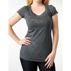 A pea in the pod: short sleeve pull over double opening nursing top