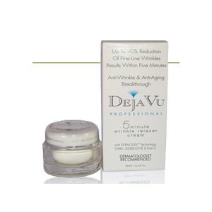 Deja vu 5 minute wrinkle relaxer cream 1 oz