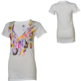 Element flora t-shirt - short-sleeve - women's