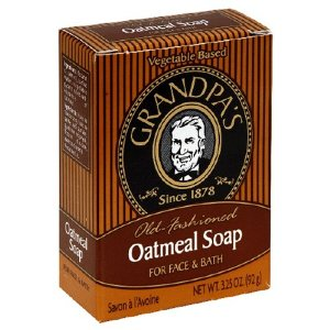 Old Fashioned Oatmeal Soap 3.25 Ounces