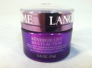 Lancome Renergie Lift Multi-Action ** Lifting & Firming Cream ** 0.5oz